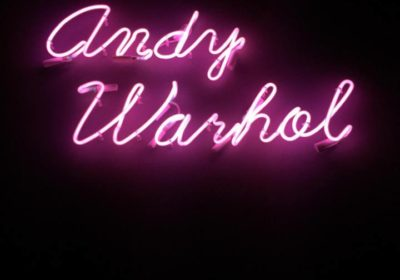 The Pop Art by Andy Warhol captures the Capital