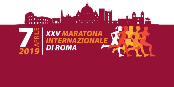 Roma è pronta ad ospitare la 25esima Maratona Internazionale di Roma