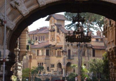 Dive into a fairy-tale in the Coppedè district